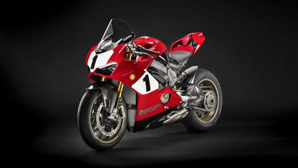 2020 Ducati Panigale V4 25° Anniversario 916