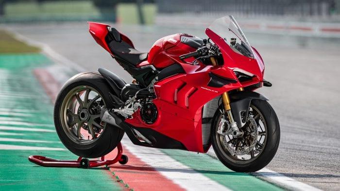 2020 Ducati Panigale V4 / V4 S