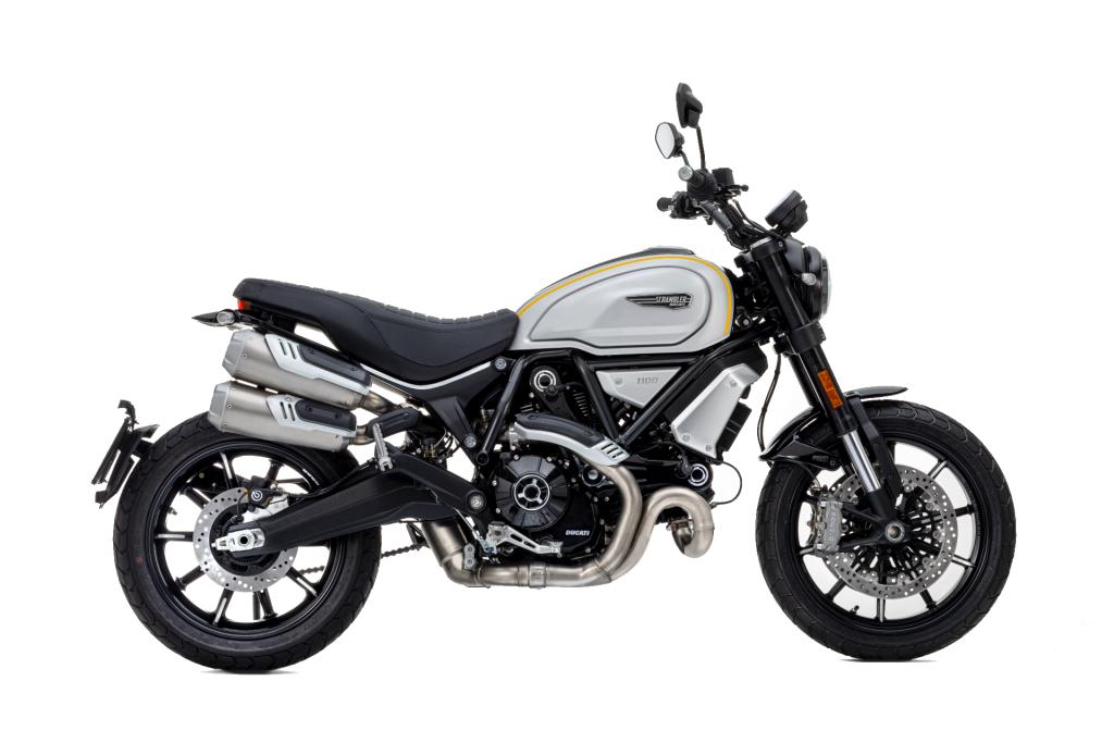 2020 Ducati Scrambler 1100 Pro / 1100 Sport Pro