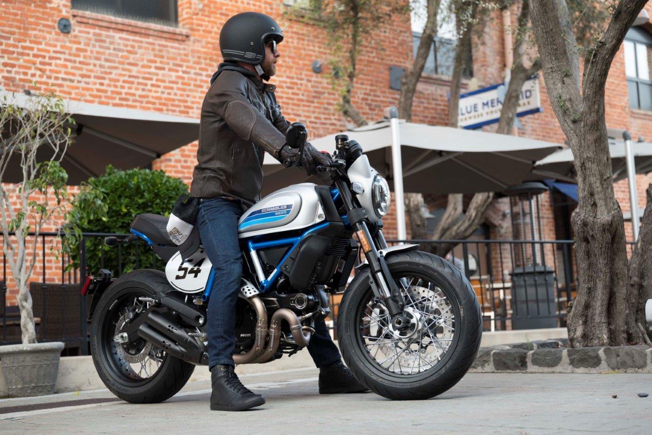 2020 Ducati Scrambler Cafe Racer Specs Info Wbw