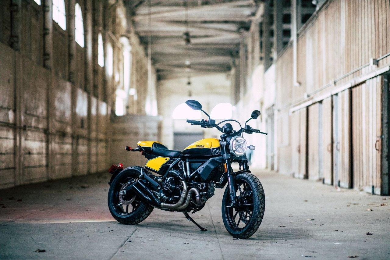2020 Ducati Scrambler Full Throttle