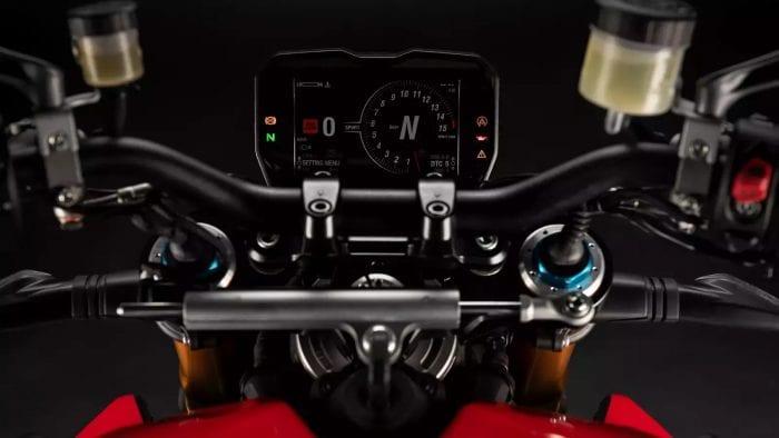 2020 Ducati Streetfighter V4 / V4 S