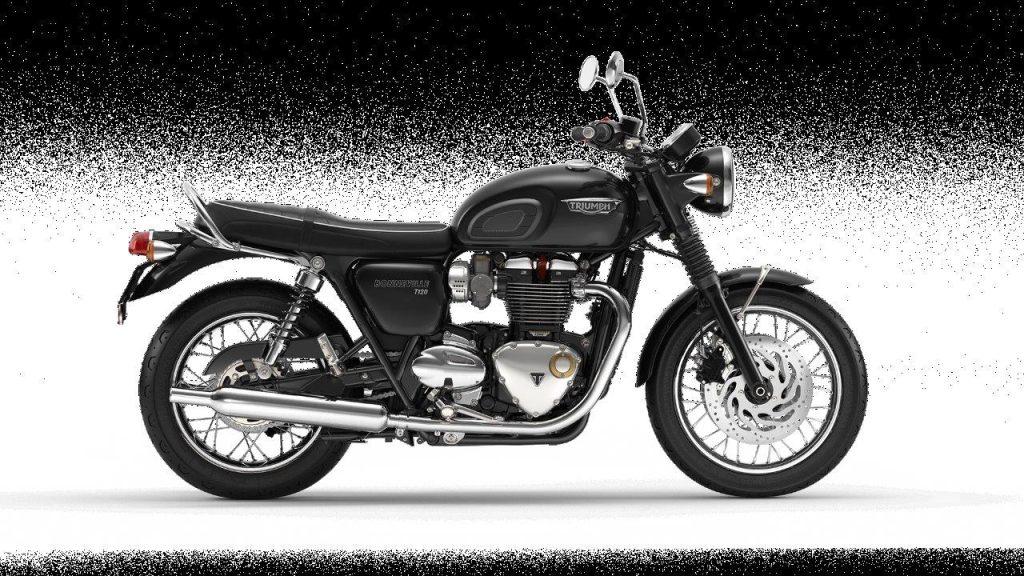 2020 Triumph Bonneville T120