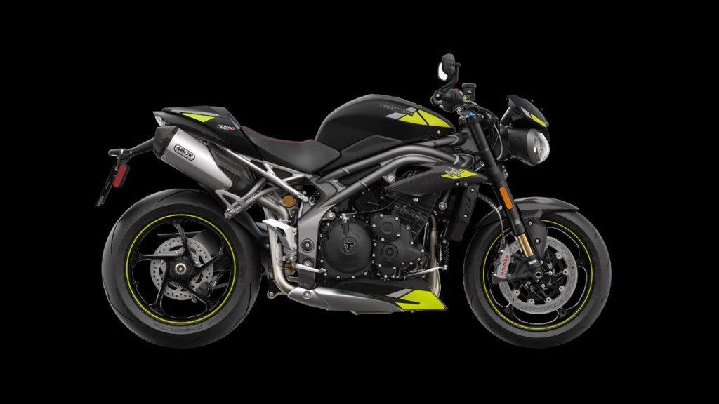 2020 Triumph Speed Triple RS