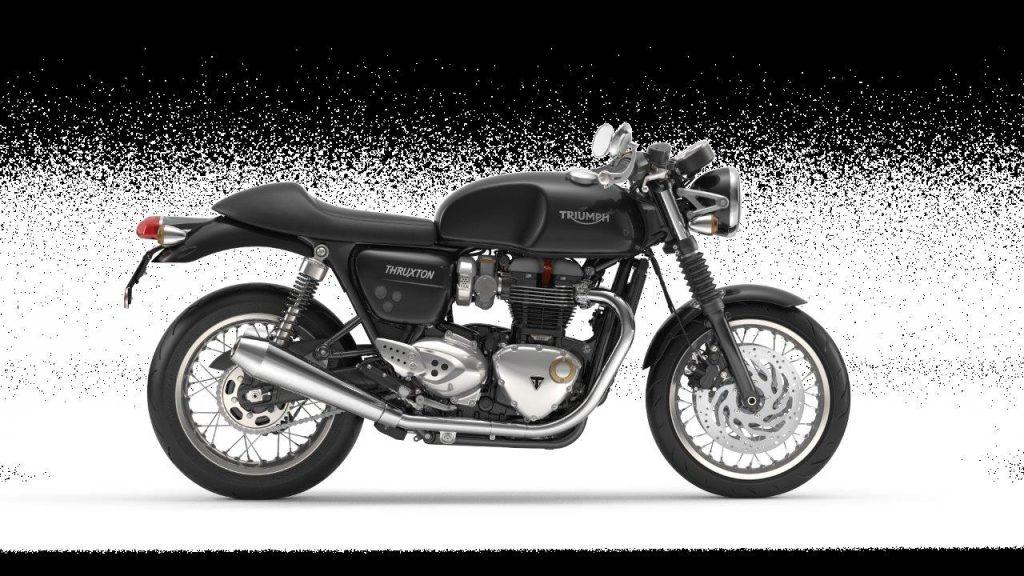 2020 Triumph Thruxton