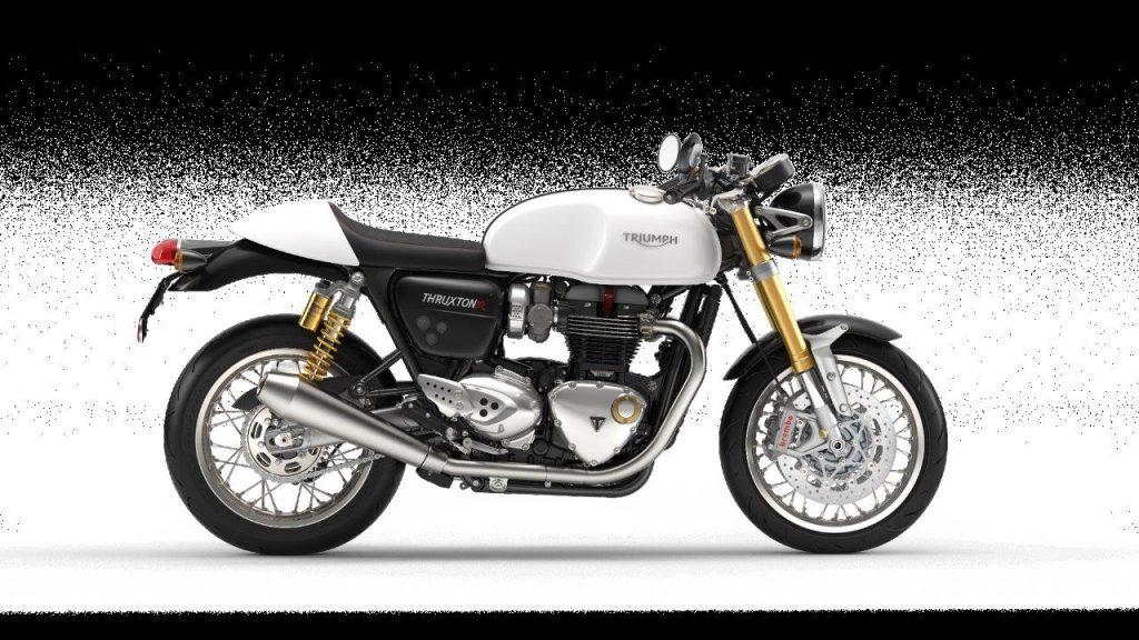 2020 Triumph Thruxton R