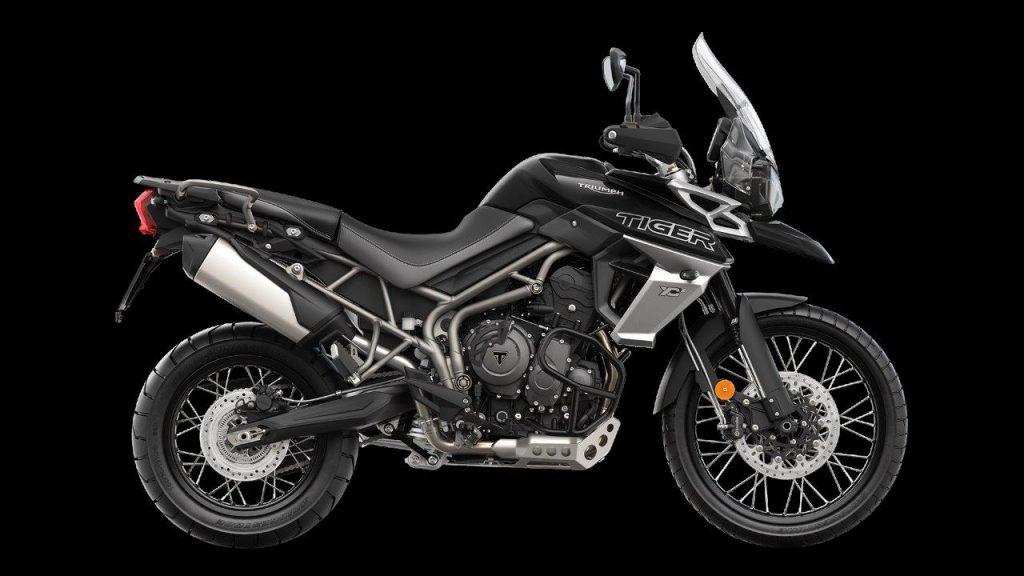 2020 Triumph Tiger 800 XC