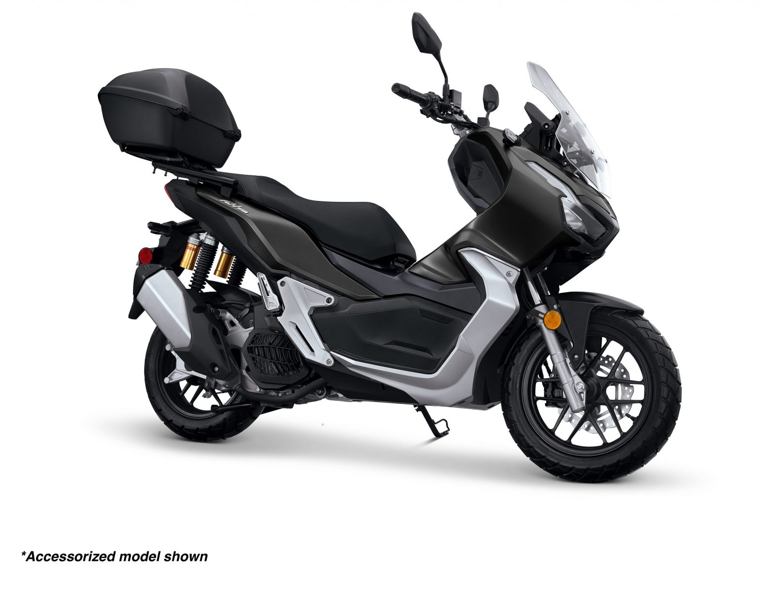 The Honda Adv150 Will Be Available In June And Cost $4,299
