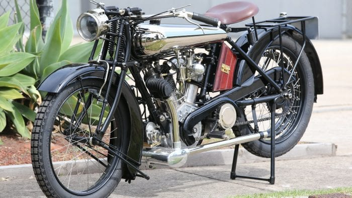 Brough Superior Mark 1 90-Bore