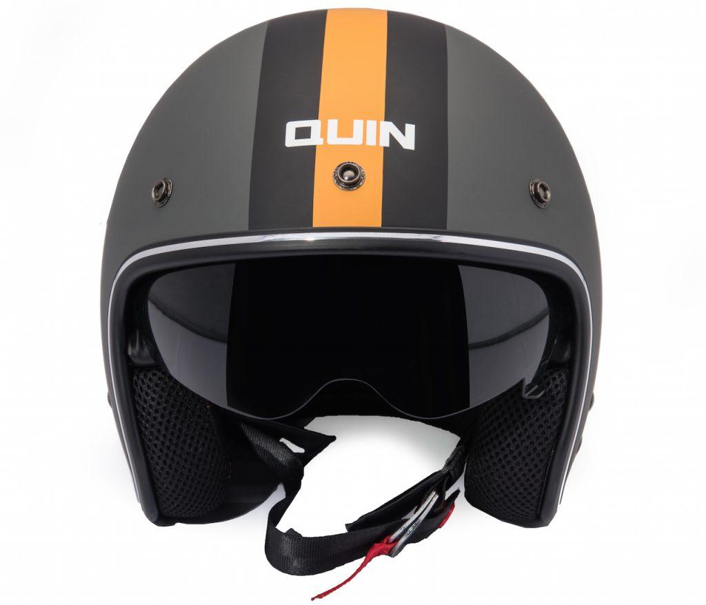 quin design helmets