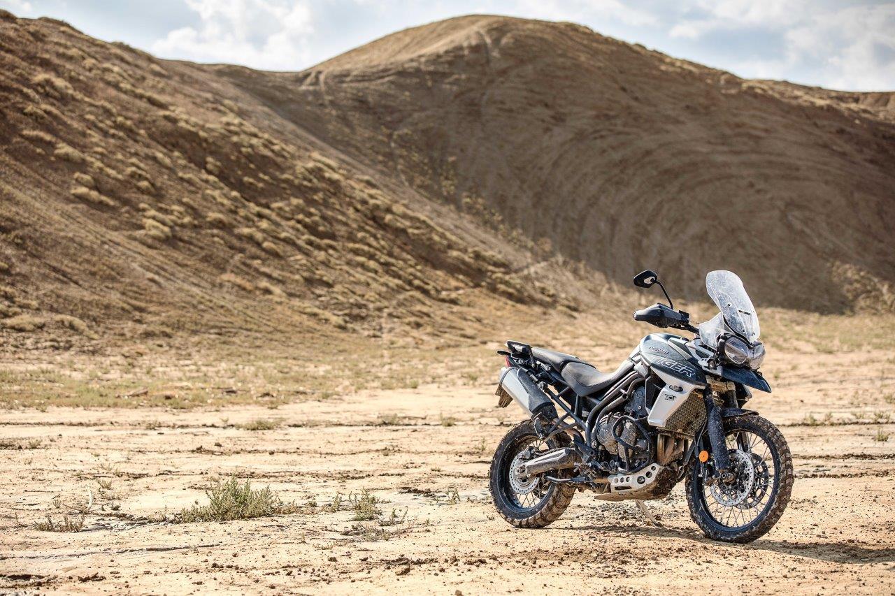 2020 Triumph Tiger 800 XCx / 800 XCa