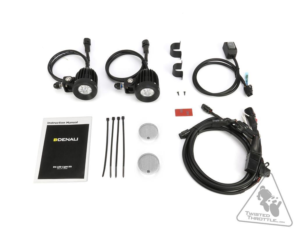 Denali D2 Lighting package