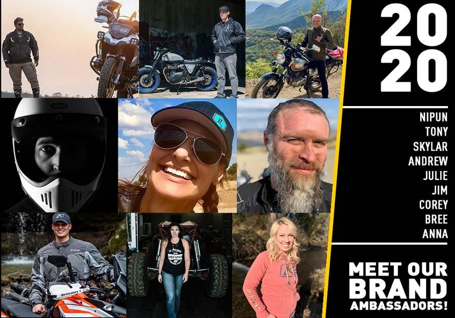 Twisted Throttle and Denali Electronics 2020 Brand Ambassadors