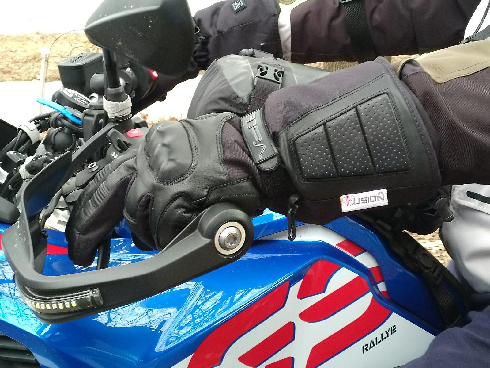Volt Fusion Heated Gloves