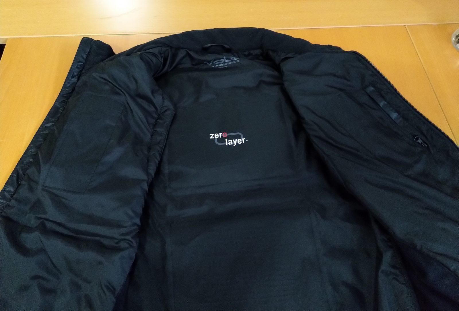 volt heat fusion heated vest