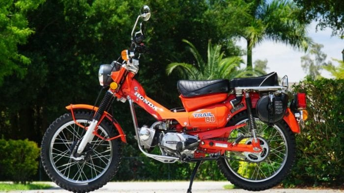 1979 Honda Trail 90