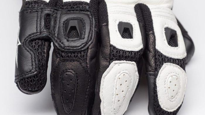 alpinestars sp air gloves fingers