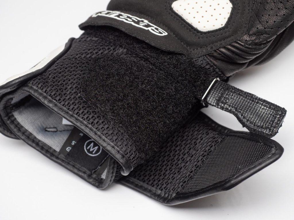 alpinestars sp air gloves strap