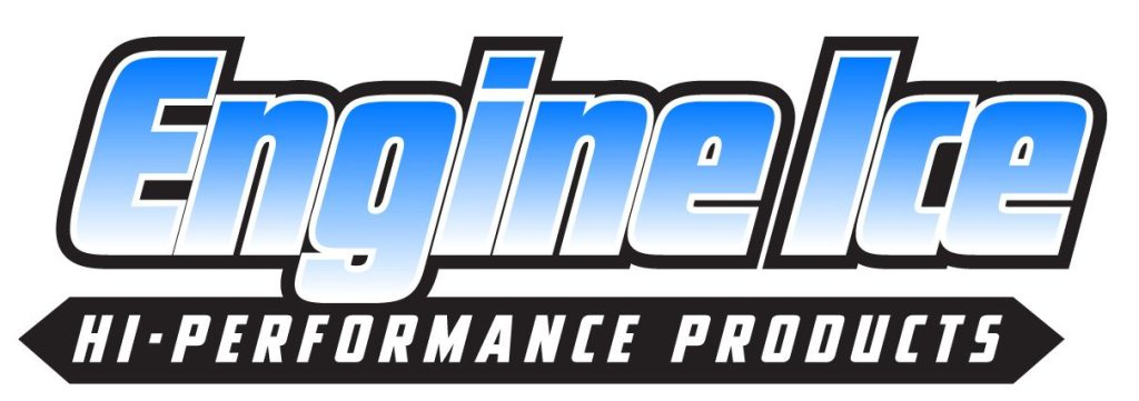 The Engine Ice logo.
