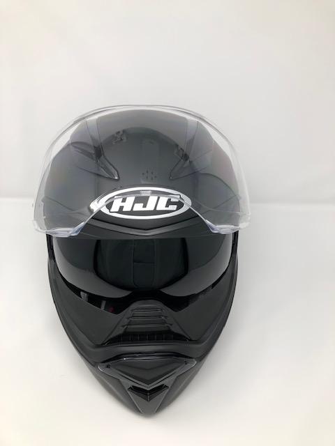 HJC F70 sun visor