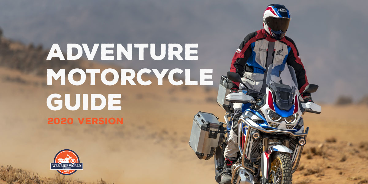 The 20 Best New & Updated Adventure Motorcycles