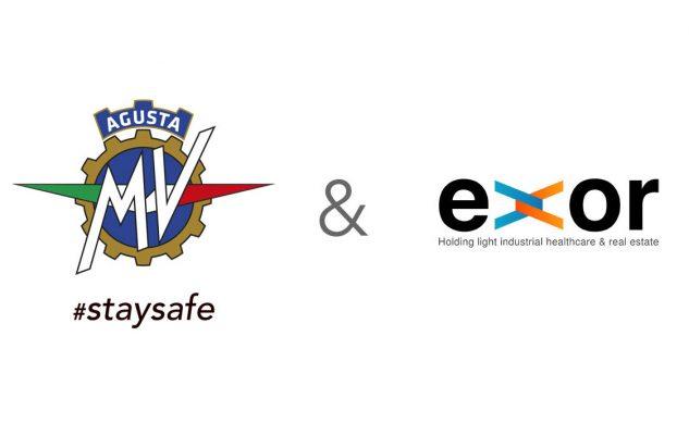 MV Agusta and eXor