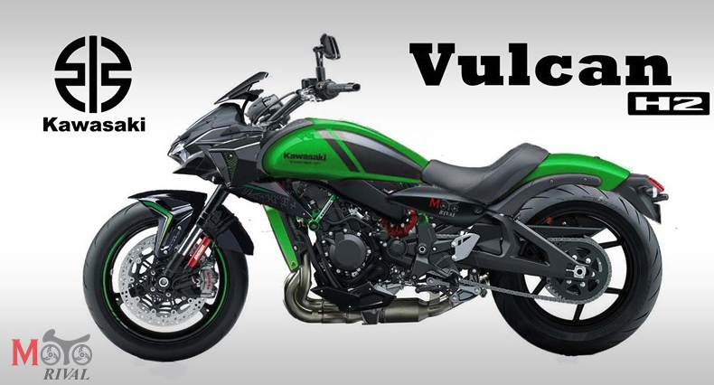 Could A Kawasaki Vulcan H2 Be Coming?