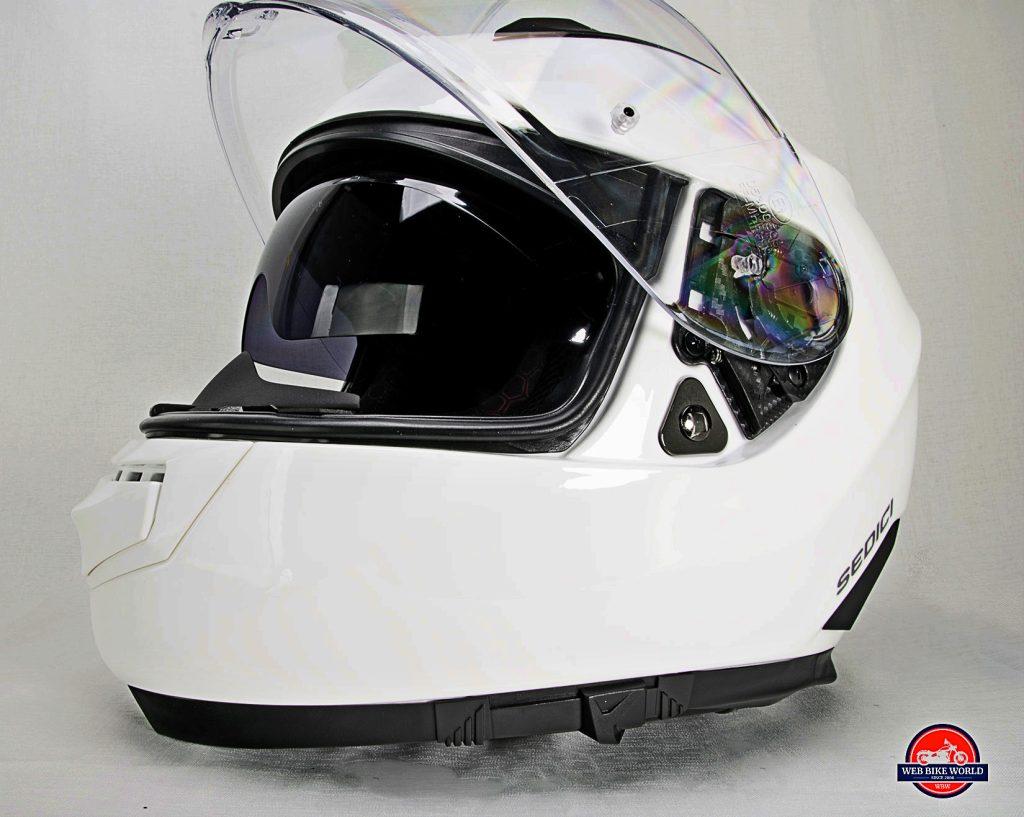 The Sedici Strada II helmet