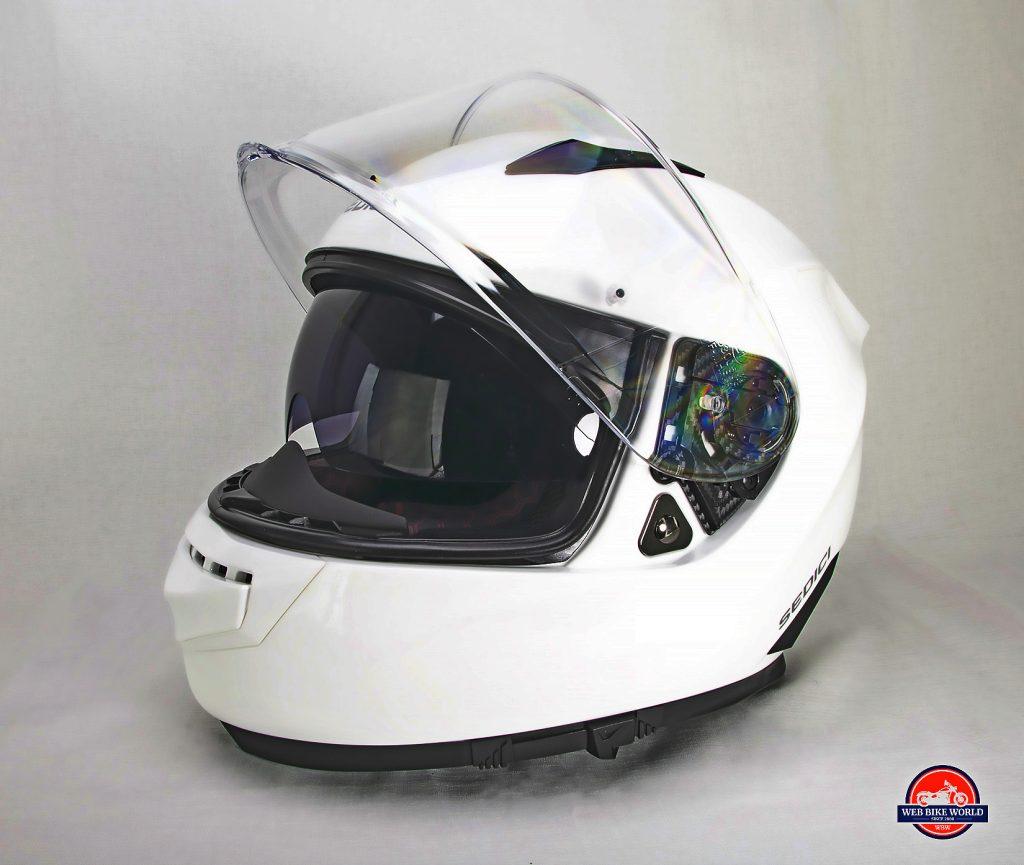 The Sedici Strada II helmet.