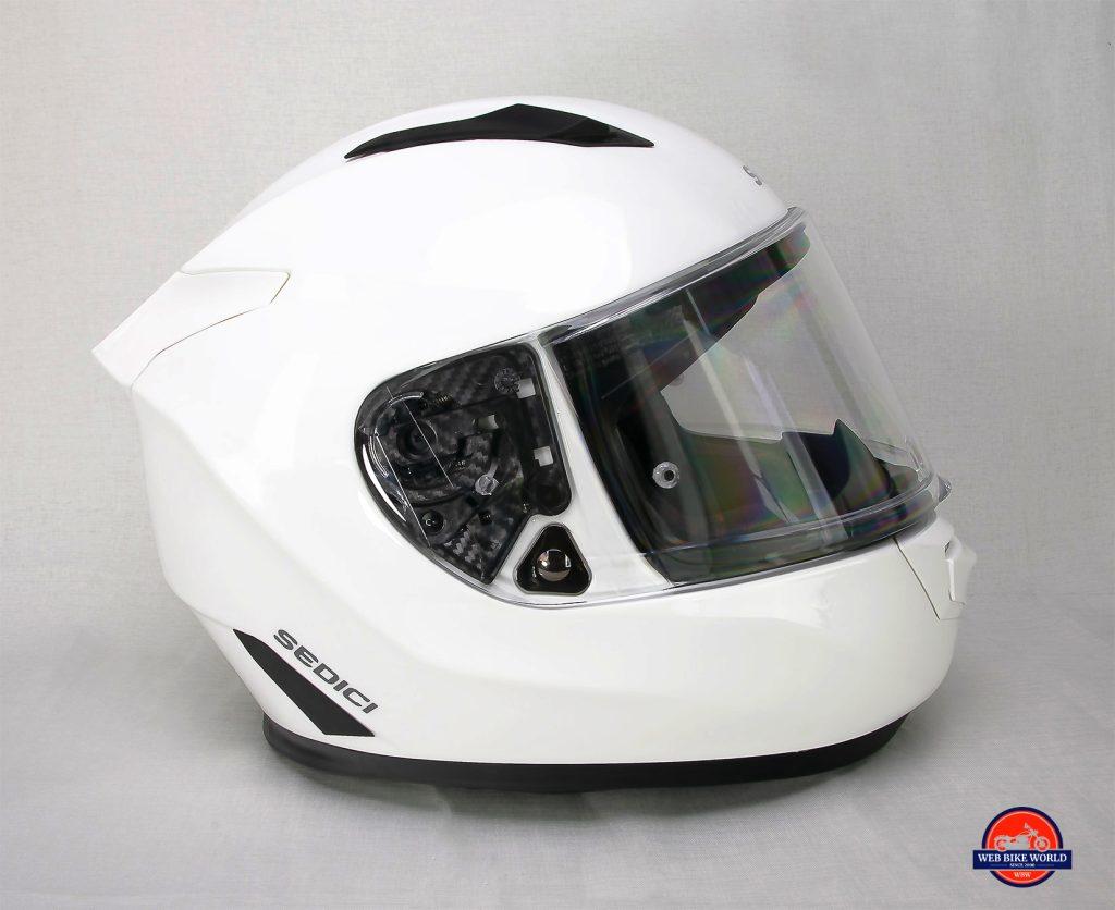 sedici strada II full face helmet