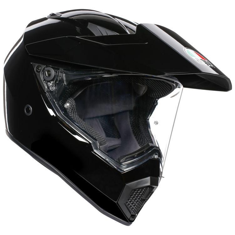 agv ax9 dual sport helmet