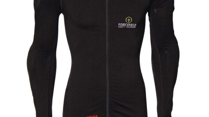 Forcefield Pro Jacket X-V2 front view
