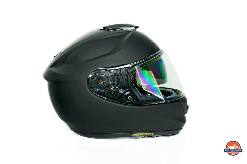The Shoei GT Air helmet.