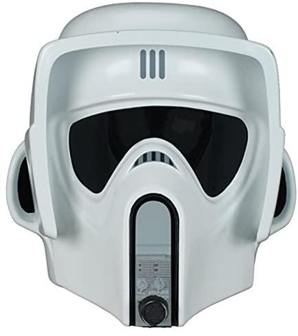 Star Wars Scout Trooper helmet.