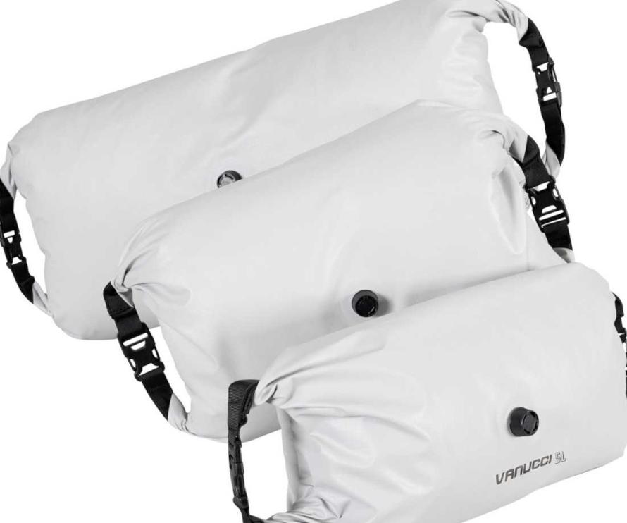 vanucci dry bag
