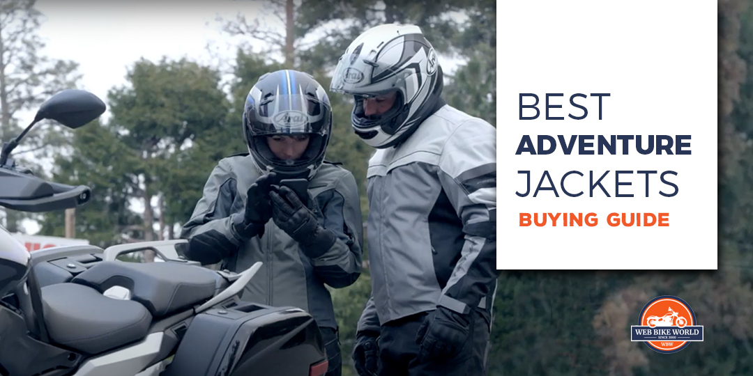 best adventure jackets