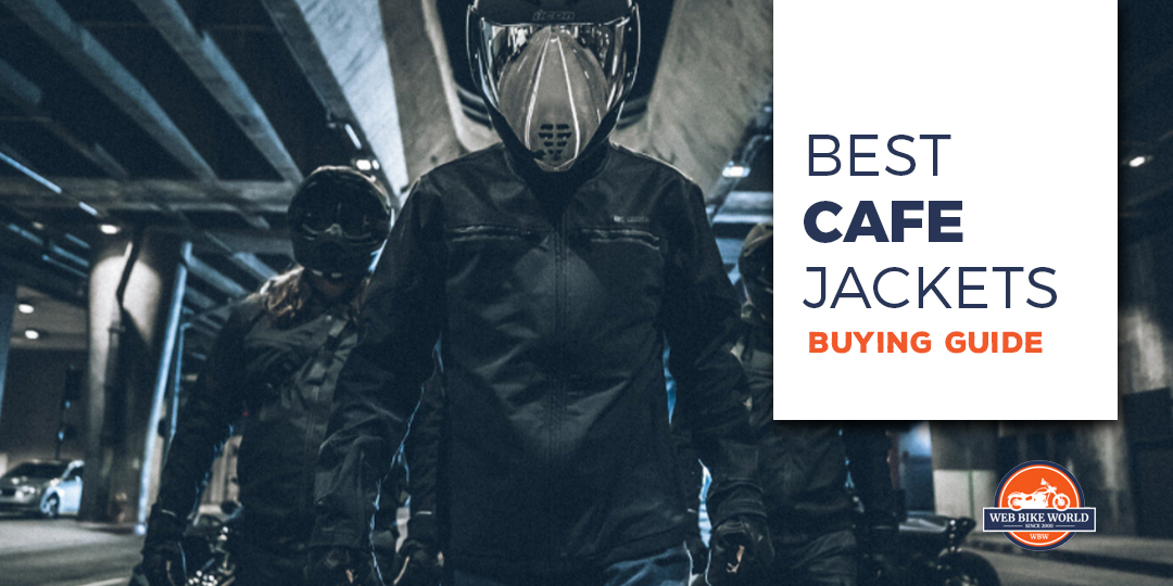 best cafe racer motorcycle jackets