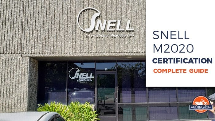 Guide to SNELL M2020 Standard