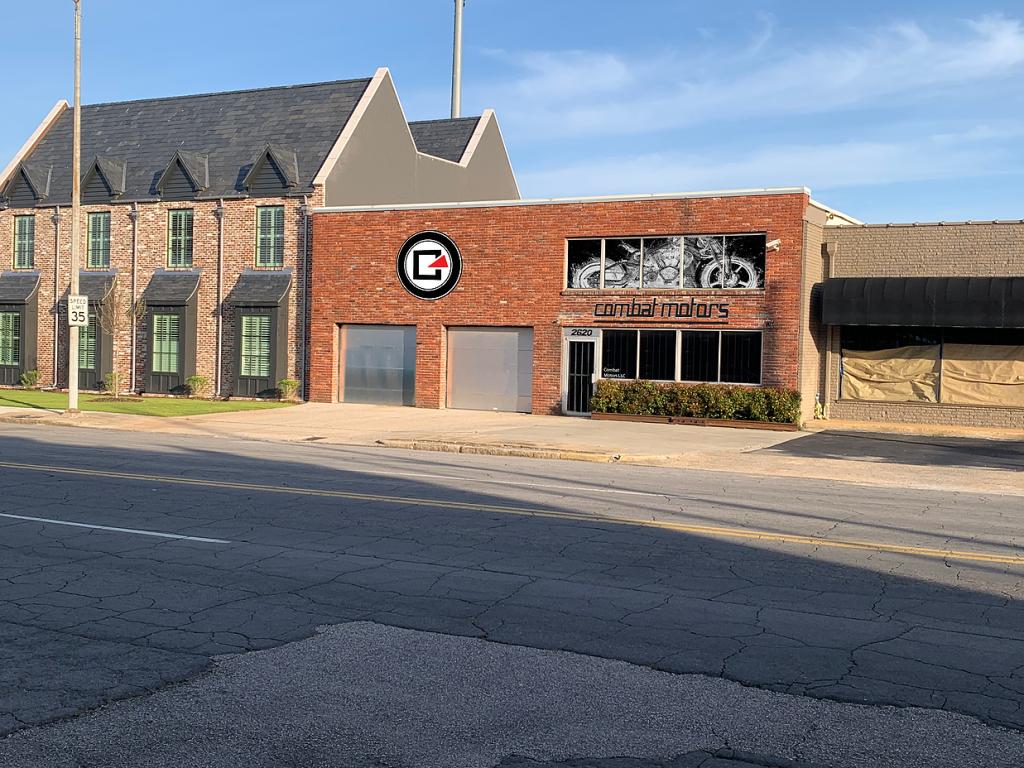 Combat Motors Headquarters