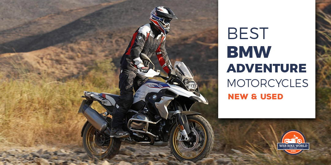 The Best BMW Adventure Motorcycles