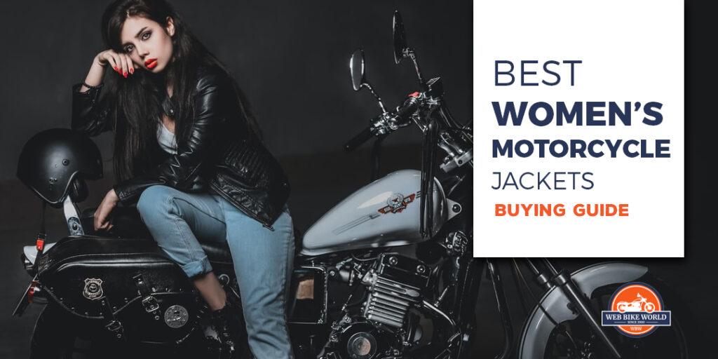 best motrocycle jackets for women