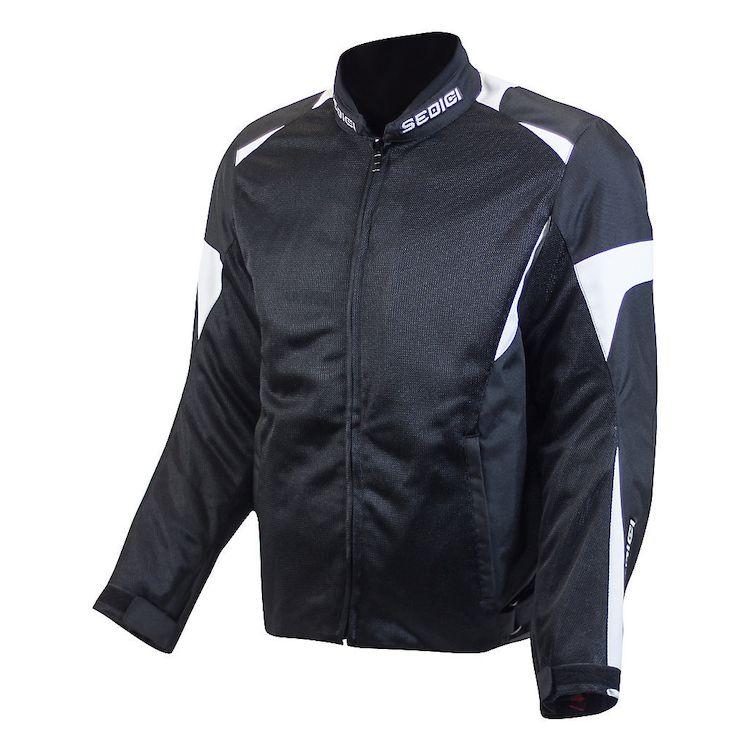 sedici federico mesh motorcycle jacket