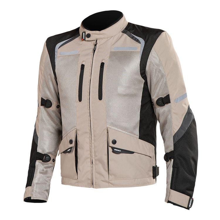 sedici marco mesh jacket