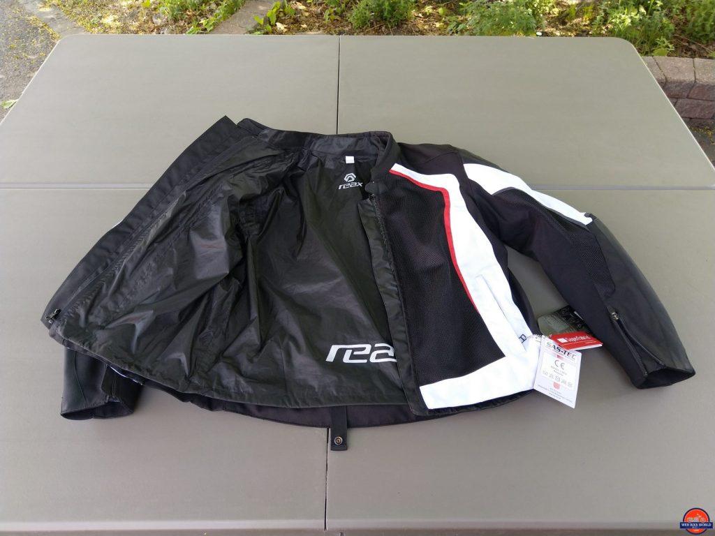 REAX Aprx Pro Mesh Jacket liner