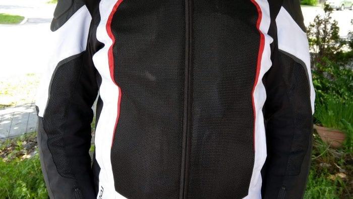 REAX Aprx Pro Mesh Jacket front
