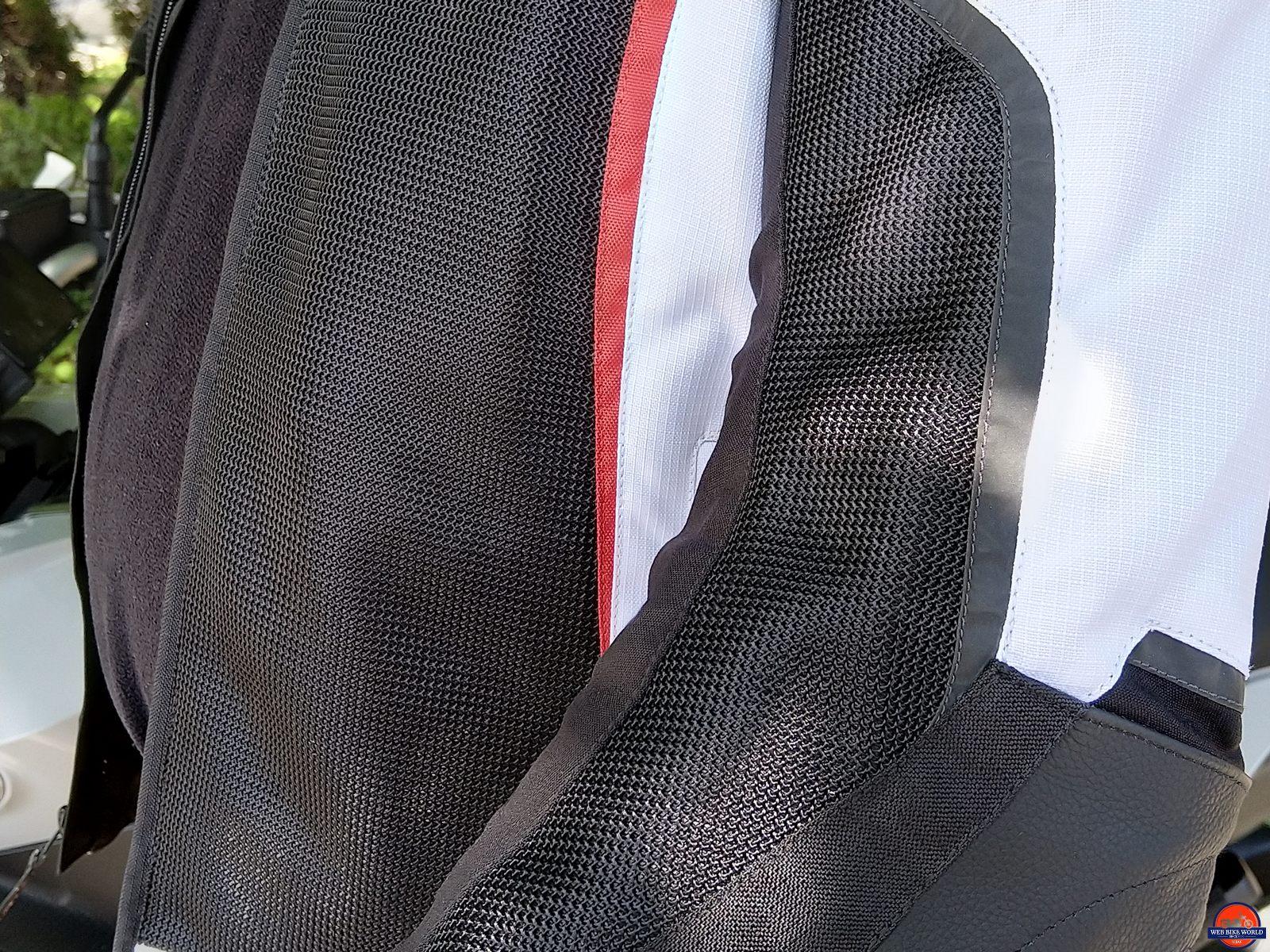 REAX Aprx Pro Mesh Jacket venting