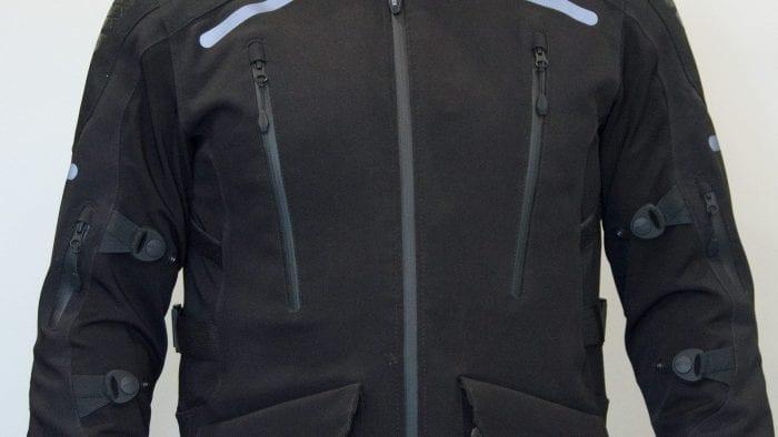 Alan wearing Sedici Garda Jacket