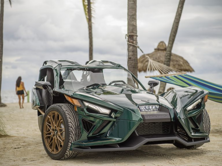 Polaris Slingshot Grand Touring Limited Edition