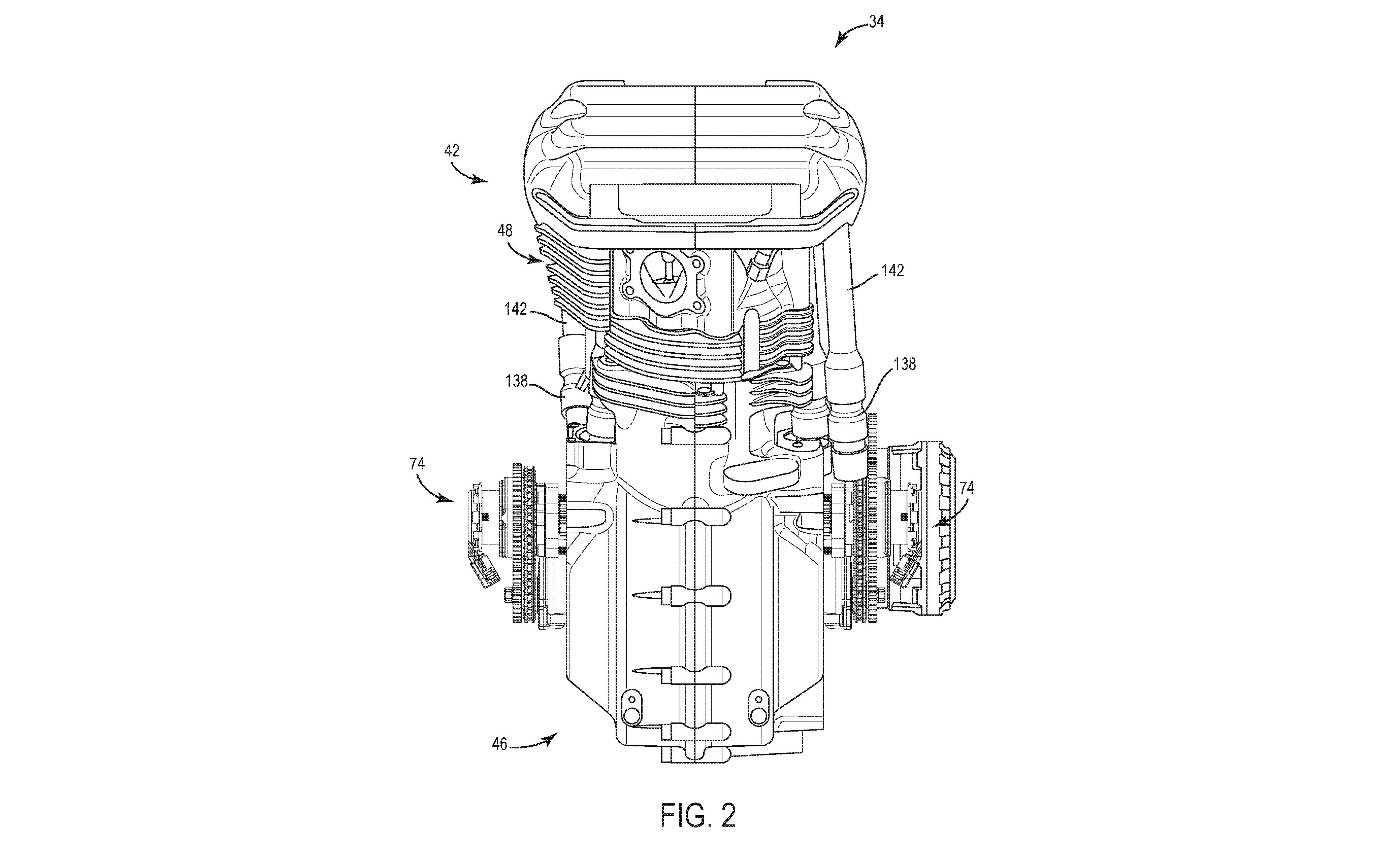 harley-davidson patent