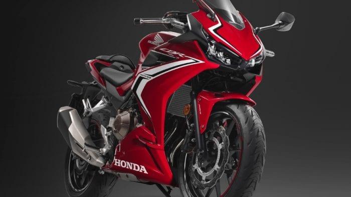 2020 Honda CBR400R